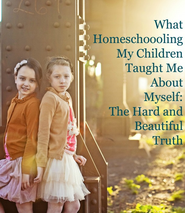 What homeschooling has taught me about myself