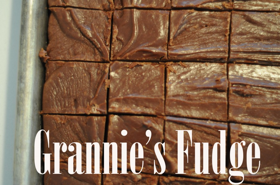 Old Fashioned Milk Chocolate Fudge Recipe