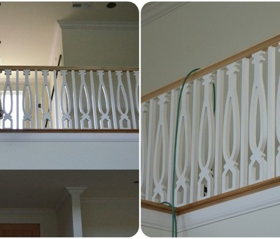 Project Restoration:: The Anatomy of a  Baluster