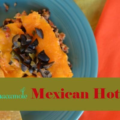 Taco Casserole aka Mexican Hotdish