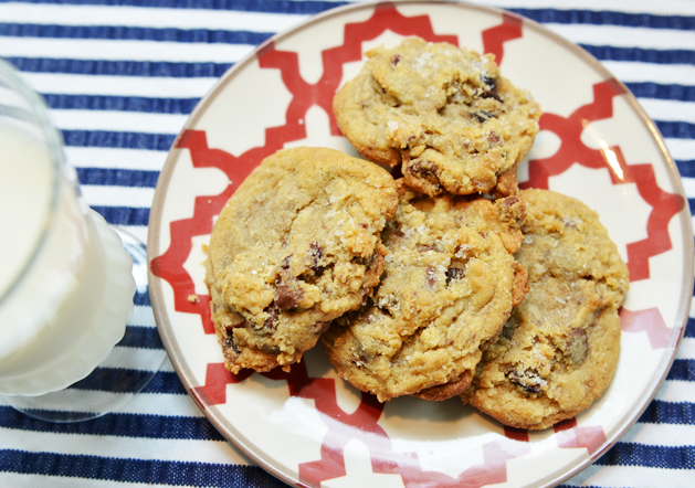 Cherry Chocolate Chip Cookies {and other threats to your thighs}