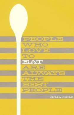 31 Days to Hospitality::Day 21 On Feeding People Well