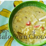 Potato Corn Chowder via lifeingrace