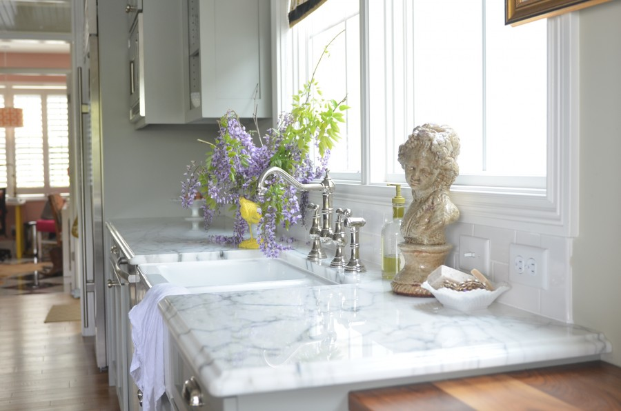 Living With Marble Countertops A Cautionary Tale Life