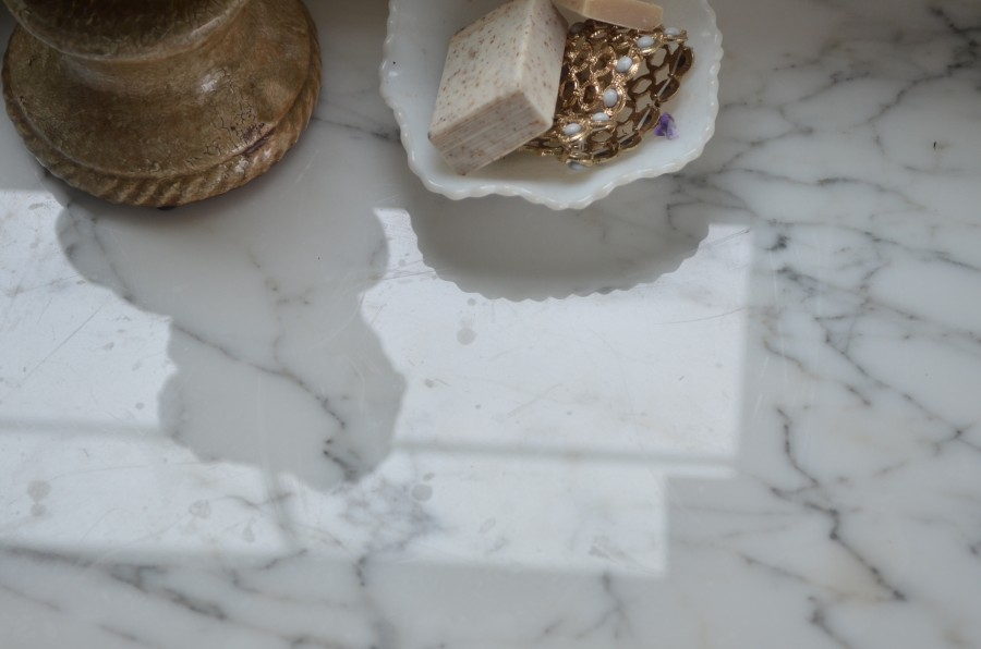 Living With Marble Countertops A
