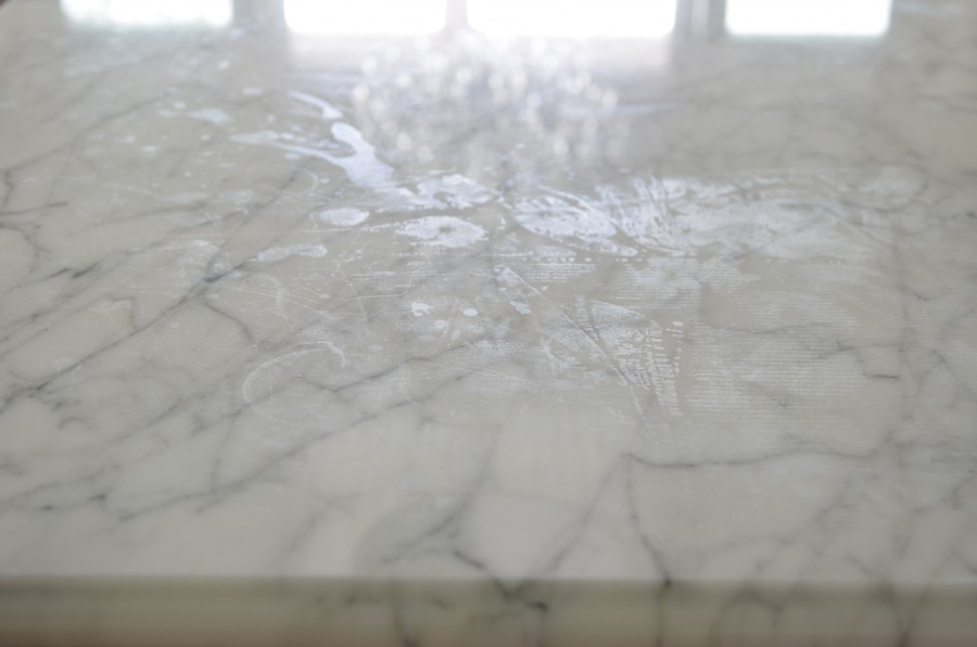 Water Marble Countertop : Living with marble countertops a cautionary tale life