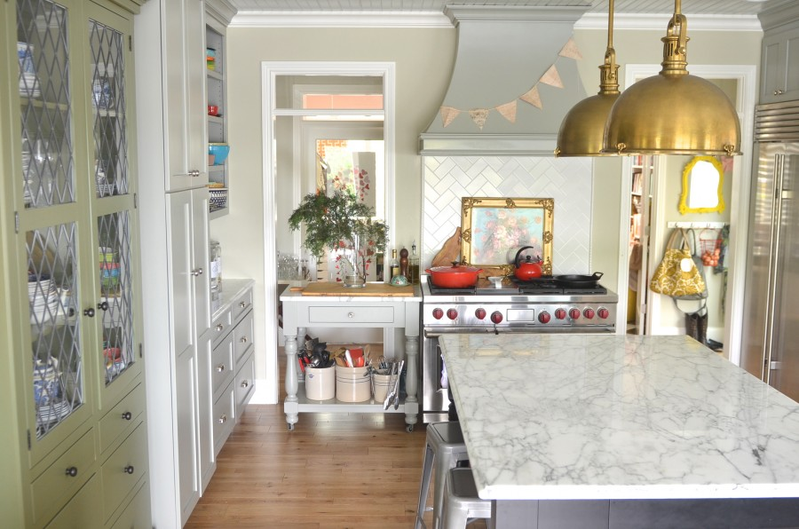 Living with Marble Countertops, a cautionary tale - life{in}grace - kitchen counter marble