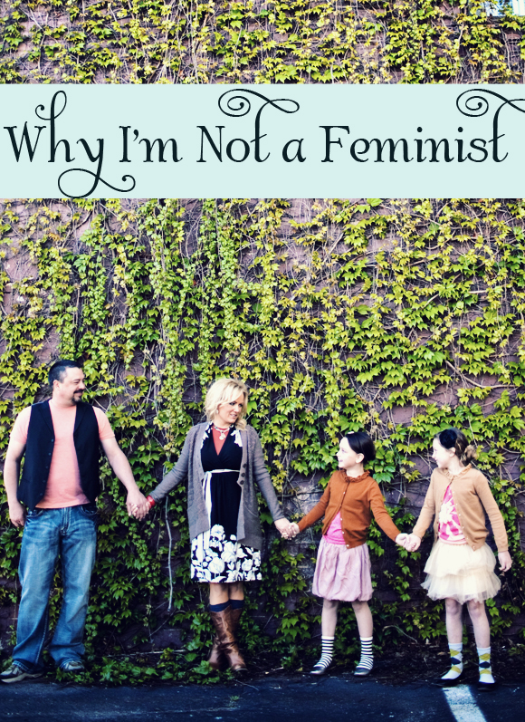 Why I'm Not A Feminist, part 2::{Christ as Husband}