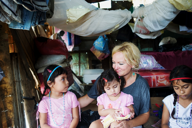 Compassion trip to Nicaragua 2013