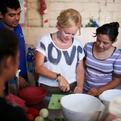 Open My Eyes {Nicaragua, Day 3}