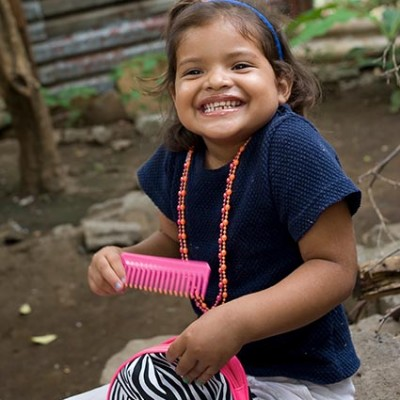 My Trip to Nicaragua with Compassion {links to posts and video}