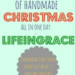 12 Days of Handmade Christmas via lifeingrace
