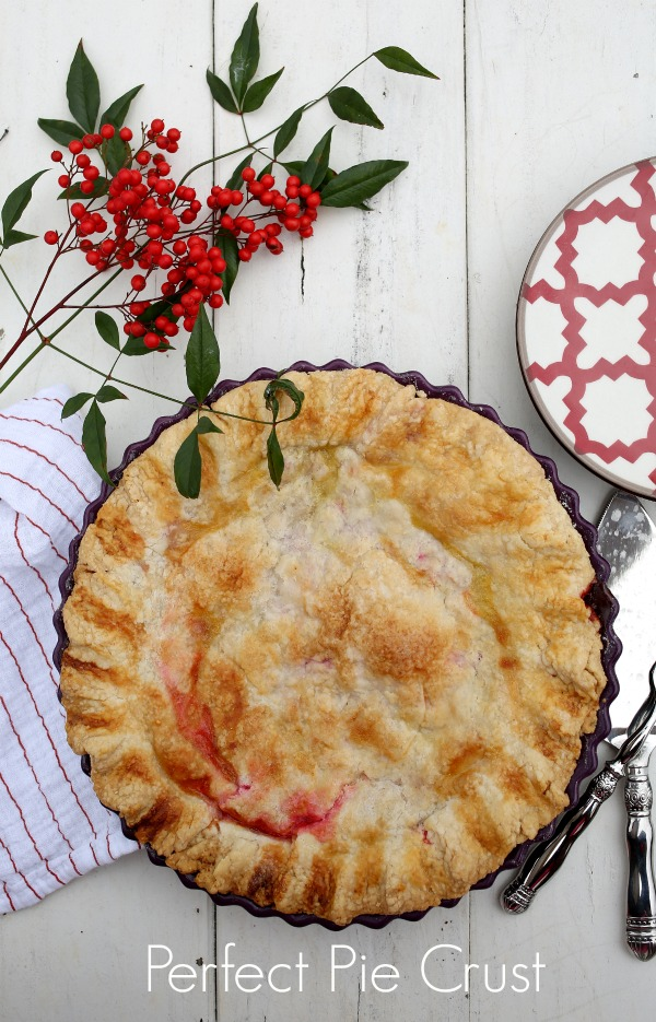 How to Make the Perfect Pie Crust via lifeingrace