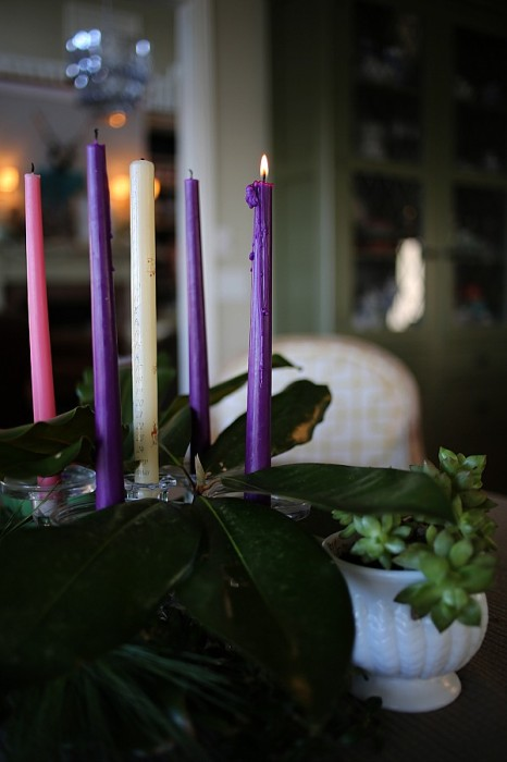 Our Simple Advent & an Introduction to The Church Year