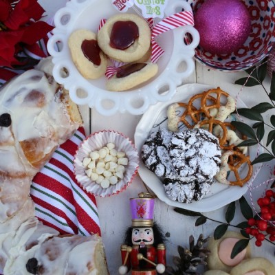 Christmas Cookie Exchange {Link Party}