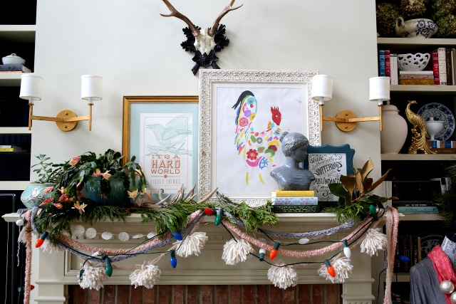 Christmas House Tour via lifeingrace