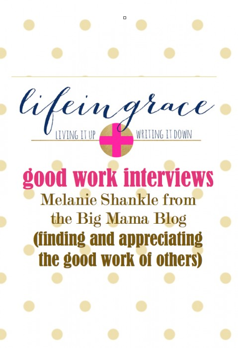 Interview with Melanie Shankle