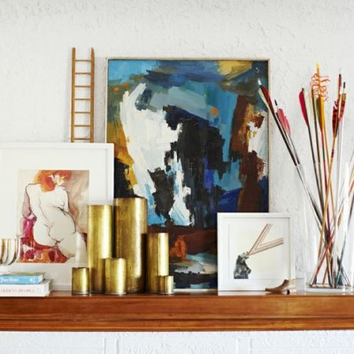4 Gifts to Give Your Mantel  {#loveyourmantel}