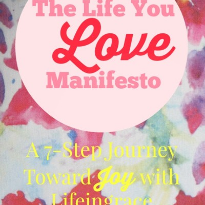 01: The Life You Love Manifesto|A Life of Calling [Podcast]