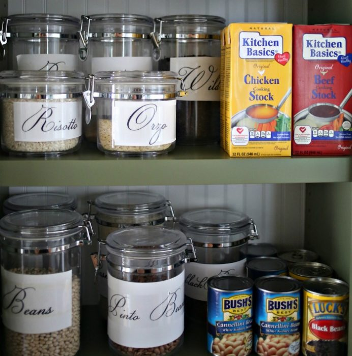 The Well Stocked Pantry via lifeingrace