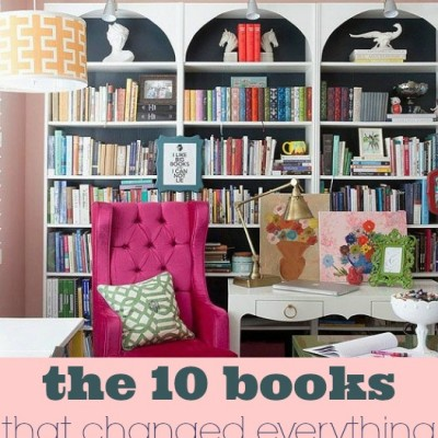 The 10 Books That Changed Everything