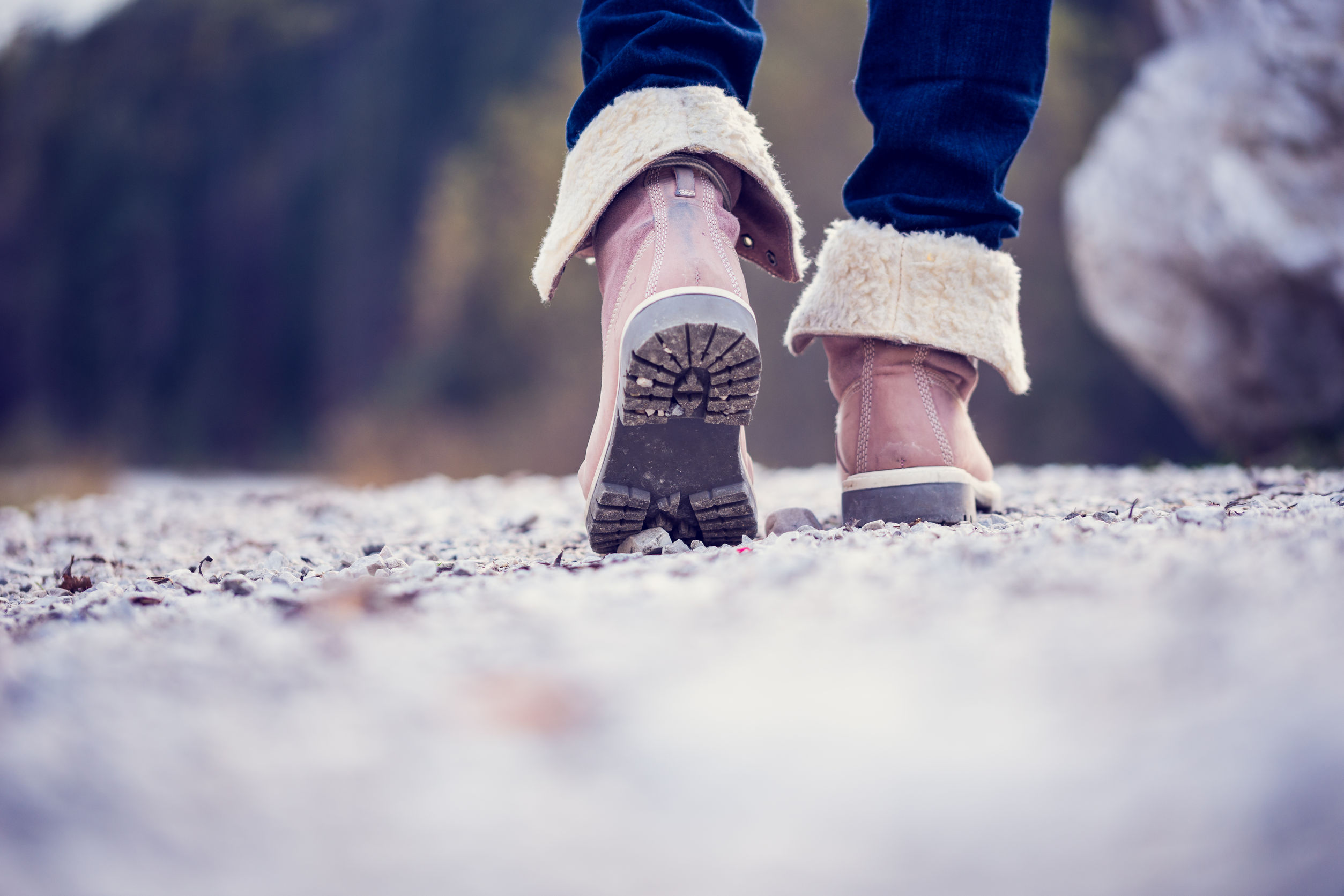walkinglent