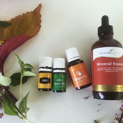 What Inspires Me {Essential Oils & 3 Reasons Why I'm Still Head Over Heels}