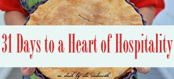 3 Secrets to Life-Giving Hospitality!